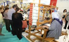 Alanya Municipality is at YÖREX Fair with Silk and Banana Fiber Projects
